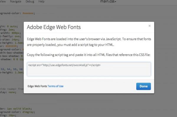 web-fonts-script