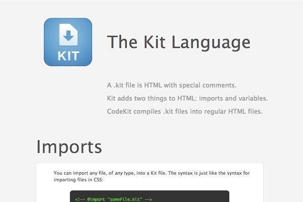 kit-language