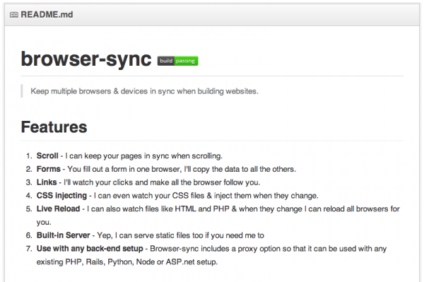 browser-sync